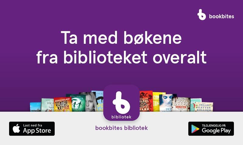 Les ebøker med Bookbites!