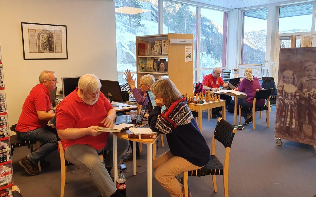 Bli med på besøk til Statsarkivet i Kongsberg