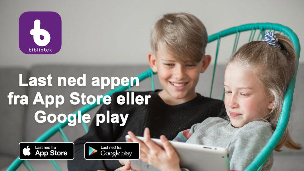 Hør lydbøker og les e-bøker med appen Bookbites!